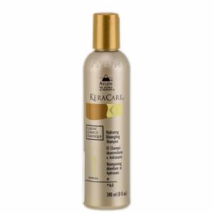 Avlon KeraCare Hydrating Detangling Shampoo Classic Formula 8 oz