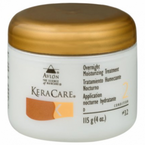 Avlon KeraCare Overnight Moisturizing Treatment 4 oz