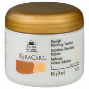 Avlon KeraCare Overnight Moisturizing Treatment 4 oz