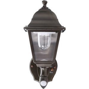 MAXSA Innovations 46219 Motion-Activated Wall Sconce (Bronze)