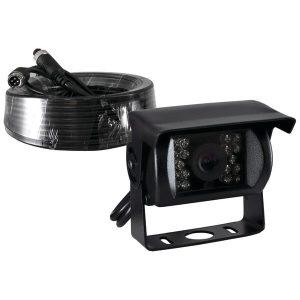 Pyle PLCMTR5 Commercial-Grade Weatherproof Backup Safety Driving Camera with Night Vision
