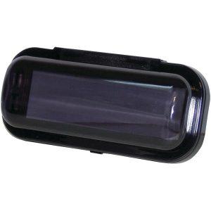 Pyle PLMRCB1 Water-Resistant Radio Shield Marine Cover (Black)