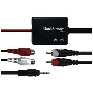 iSimple ISBT23 MusicStream Bluetooth Audio Receiver