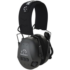 Walker's Game Ear GWP-BTPAS Passive Muff with Bluetooth
