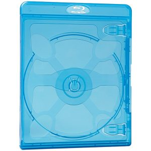 Verbatim 98603 Blu-ray DVD Blue Cases