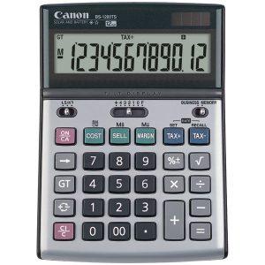 Canon 8507A010 B-1200TS 12-Digit Portable Display Calculator