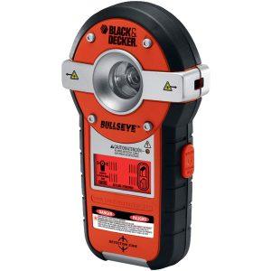 BLACK+DECKER BDL190S BullsEye Auto-Leveling Laser with Stud Sensor