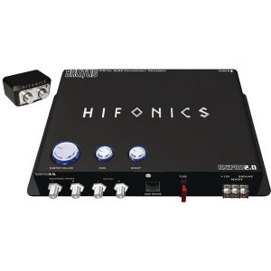 Hifonics BXIPRO 2.0 BXiPro 2.0 Digital Bass Enhancement Processor with Noise-Reduction Circuit