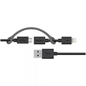 Belkin Lightning/USB Data Transfer Cable - Lightning/USB for iPhone