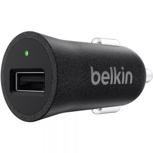 Belkin MIXIT and uarr; Metallic Car Charger - 5 V DC/2.40 A Output