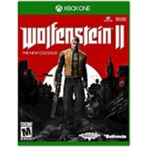 Bethesda 093155172418 Wolfenstein II: The New Colossus - Action/Adventure Game - Xbox One