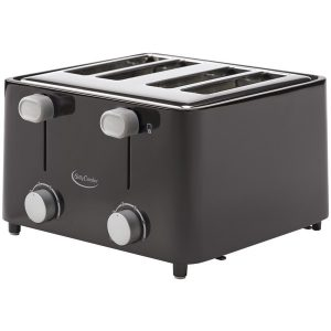 Betty Crocker BC-2626CB 4-Slice Toaster