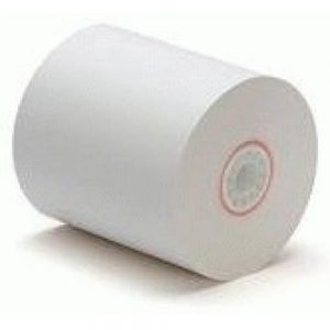 Brother Receipt Paper 4.375x100FT 36 Rolls White 36-Pack RDM04U5