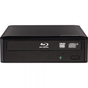 Buffalo MediaStation 16x Desktop BDXL Blu-Ray Writer (BRXL-16U3) - Blu-ray