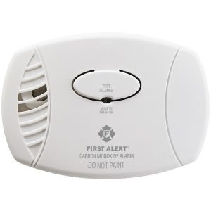 First Alert 1039718 Battery-Powered Carbon Monoxide Alarm