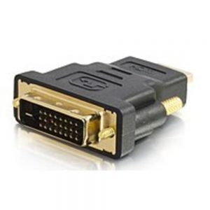 C2G 757120184010 18401 Video Adapter - 1 x 19-pin HDMI Male