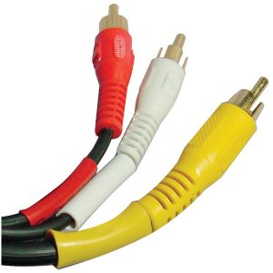 Axis PET10-4085 Composite A/V Cable (12ft)