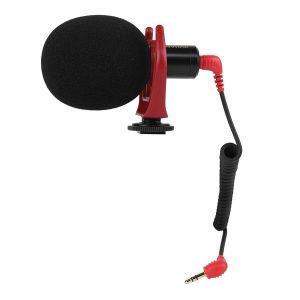 Vivitar VIV-MIC-603C Cardioid Directional Microphone