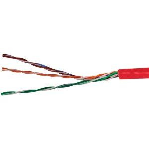 Vericom MBW5U-01554 CAT-5E UTP Solid Riser CMR Cable