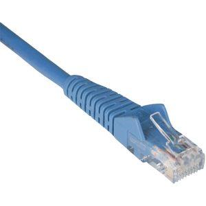 Tripp Lite N201-014-BL CAT-6 Gigabit Snagless Molded Patch Cable (14ft)