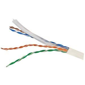 Vericom MBW6U-01444 CAT-6 UTP Solid Riser CMR Cable