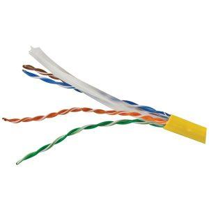 Vericom MBW6U-01445 CAT-6 UTP Solid Riser CMR Cable
