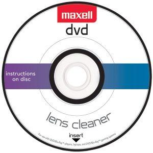 Maxell 190059 DVD Lens Cleaner