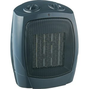Brentwood Appliances H-C1601 Ceramic Space Heater & Fan