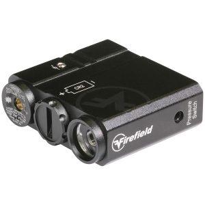 Firefield FF25008 Charge AR Red Laser Sight & 180-Lumen Flashlight