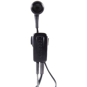 KENWOOD EMC-13W Clip Microphone with Earphone for NX-P500