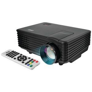 """Pyle Pro PRJG88 Compact Digital Multimedia Projector with up to 80"""" Display"""