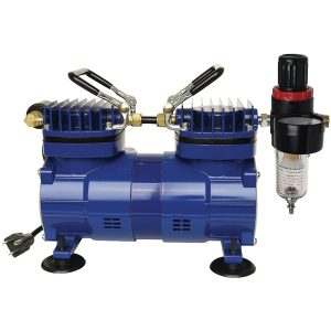 Preval 923 Portable Even-Flow Air Compressor for vFan