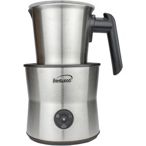 Brentwood Appliances GA-401S 15-Ounce Cordless Electric Milk Frother