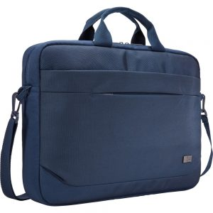 Case Logic Advantage ADVA-116 DARK BLUE Carrying Case (Attach and eacute;) for 10 to 16 Notebook - Blue - Polyester - Shoulder Strap