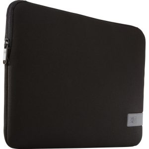 Case Logic Reflect REFPC-113-BLACK Carrying Case (Sleeve) for 13.3 Notebook - Black - Scratch Resistant - Memory Foam