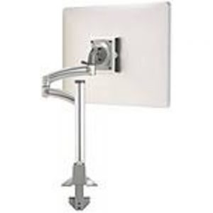 Chief KONTOUR K2C120S Desk Mount for Flat Panel Monitor - Silver