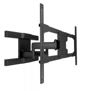 Chief ODMLA25 Wall Mount for Digital Signage Display - Black - 1 Display(s) Supported80 Screen Support - 150 lb Load Capacity - 75 x 75 VESA Standard
