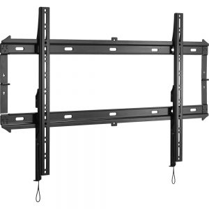 Chief RXF2 Wall Mount for Flat Panel Display - Black - 1 Display(s) Supported - 55 to 100 Screen Support - 175 lb Load Capacity