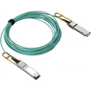 Cisco QSFP-H40G-AOC12M 12M Active Optical Cable - 2 x Male QSFP+ - 40 GBASE Ethernet