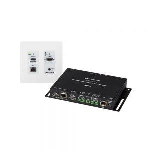 Crestron HD-MD-300-C-E-W HD Scaling Auto-Switcher HDMI Over Catx Extender 300