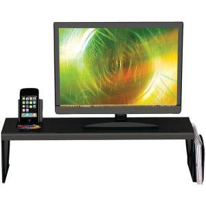 Deflecto 39404 Sustainable Office Desk-Shelf Organizer