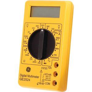 GE 50953 17-Range 6-Function Digital Multimeter