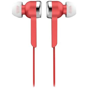 Supersonic IQ-113 RED IQ-113 Digital Stereo Earphones (Red)