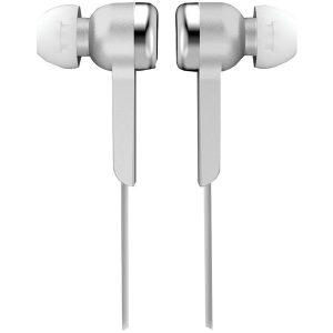Supersonic IQ-113 SILVER IQ-113 Digital Stereo Earphones (Silver)
