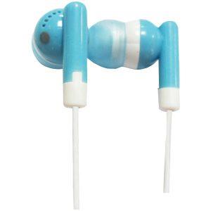 Supersonic IQ-101 BLUE IQ-101 Digital Stereo Earphones (Blue)