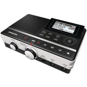 Sangean DAR-101 Digital Audio Recorder