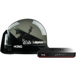 KING DTP4950 DISH Tailgater Pro Premium Automatic Satellite TV System