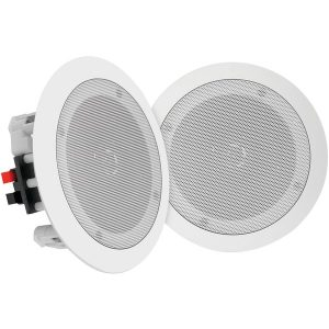 "Pyle Home PDICBT652RD 6.5"" Bluetooth Ceiling/Wall Speakers"
