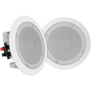 "Pyle Home PDICBT852RD 8"" Bluetooth Ceiling/Wall Speakers"