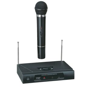 Blackmore Pro Audio BMP-51 BMP-51 Dual-Channel VHF Wireless Microphone System